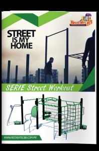 Catalogo Street Workout Recreatec BB