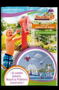 Catalogo de Juegos Infantiles Acuáticos