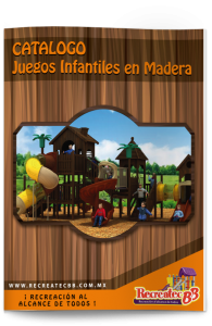 Catalogo de Juegos Infantiles en Madera