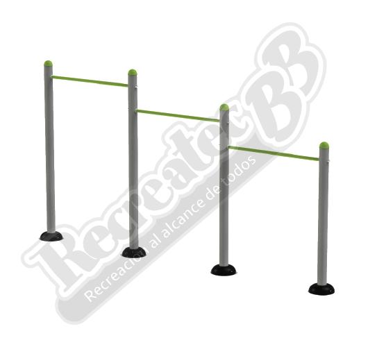 barra-triple-pull-ups-5g044-ejercitadores-al-aire-libre