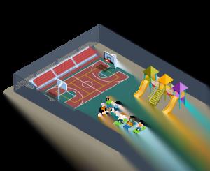 Juegos para Sectores Deportivos