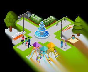 Juegos para Parques