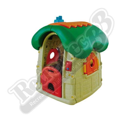 Casa Infantil tipo Árbol RIBB-2i006