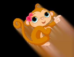 Imagen mascota monita