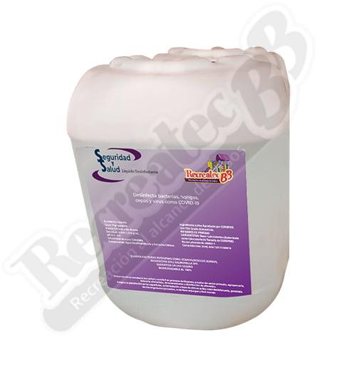 Líquido desinfectante