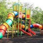 sanitización y desinfección a parques