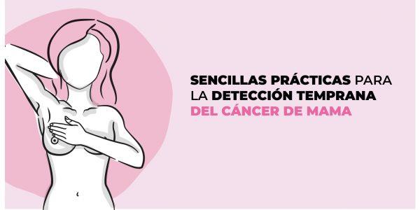 deteccion temprana del cancer de mama