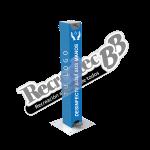 Dispensador de Gel Antibacterial Pedal RIBB-C060 (2)