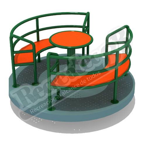 Imagen de Rueda doble asiento RIBB-3i369